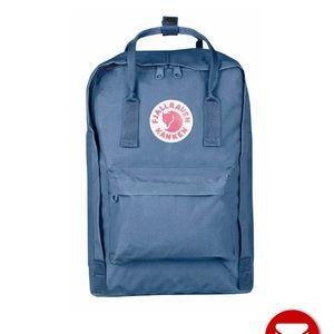 Fjallraven Blue Ridge Kanken Laptop Backpack